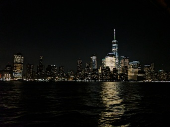 NYC from the Hudson